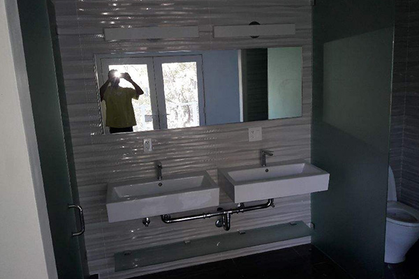 Bathroom Remodel by Only One Kind