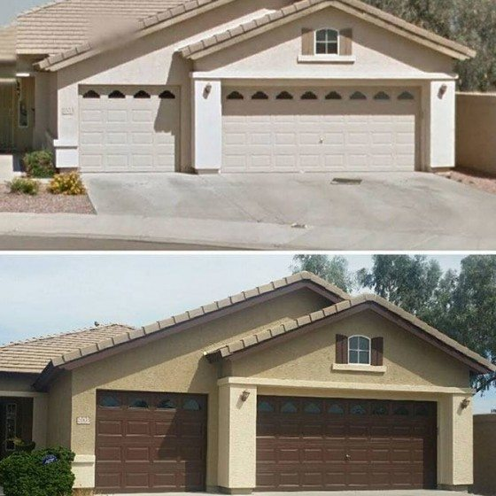 Exterior Residential Paint